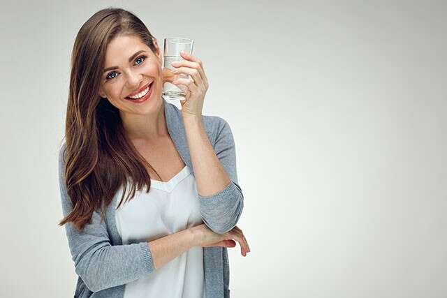 Face Glow Tips to Drink Water Throughout the Day
