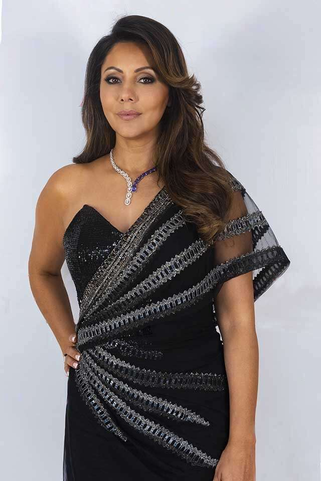 Image result for A chat with design diva Gauri Khan