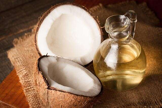 Hairstyles for Girls with Long Hair - Coconut Oil