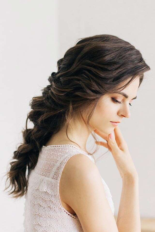 Hairstyles for Girls with Long Hair Messy or Intricate Braids