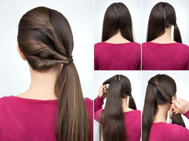 Try Out These Hairstyles For Straight Hair Femina In