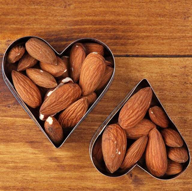 The Health Benefits Of Almonds For Hair Care | Femina in