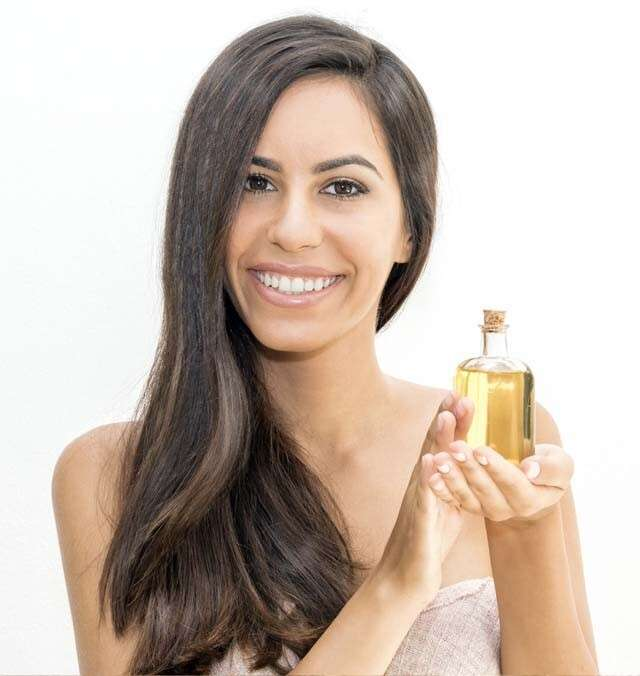 Health Benefits of Almonds for Hair Prevent Damaged Hair
