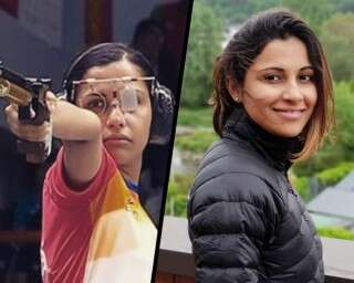 Interesting facts about shooter Heena Sidhu
