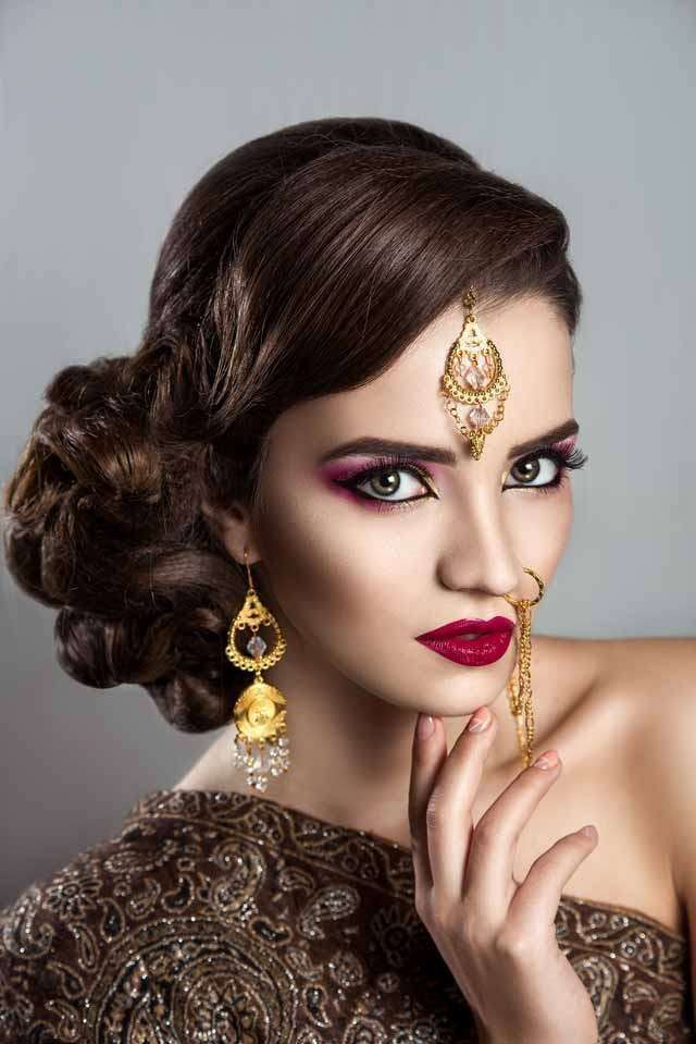 Top Trending Indian Wedding Hairstyles And Tips For Healthy Hair Femina In