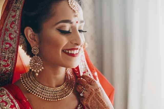 Indian Wedding Hairstyles Some Pre Wedding Hair Care Tips
