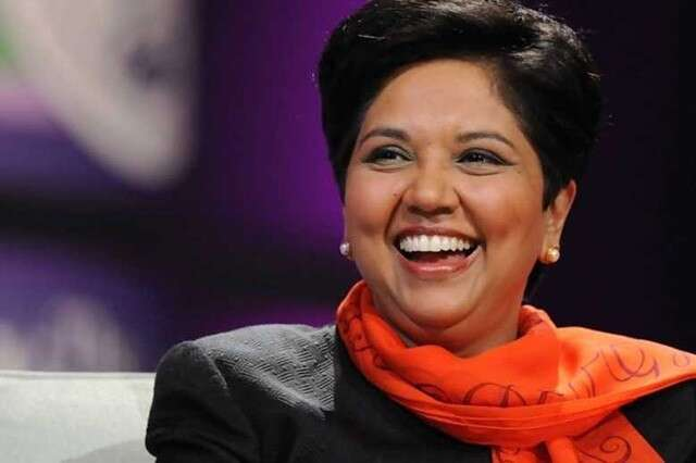 Indra Nooyi in race for World Bank President