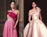 Bollywood celebs welcome back one-shoulder outfits