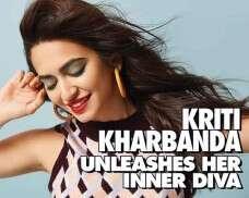 Behind the scenes with Kriti Kharbanda