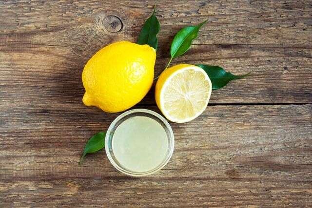Lemon Help in Home Remedies for Glowing Skin