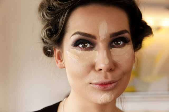 Get that perfect highlight down your nose