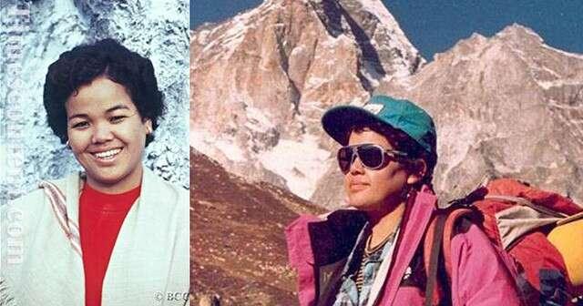 Mountaineer Bachendri Pal