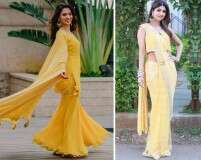 Shine in yellow like our B-town divas