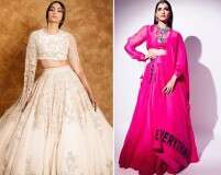 Top ethnic looks of Sonam Kapoor Ahuja