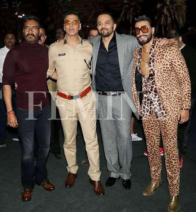 The Rohit Shetty Squad