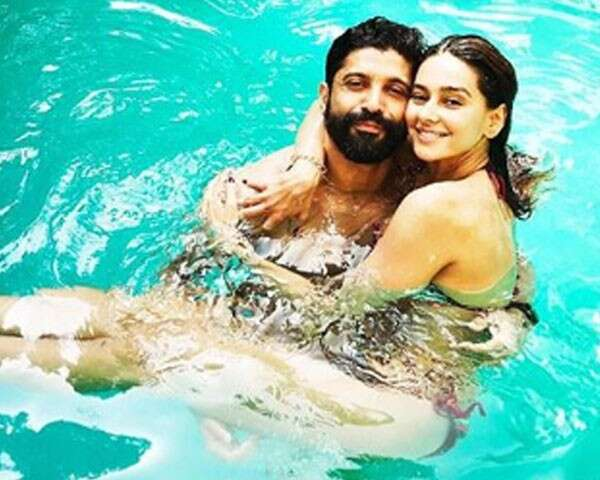 All about IT couple Farhan Akhtar and Shibani Dandekar