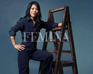 In conversation with the Magnificent Mary Kom