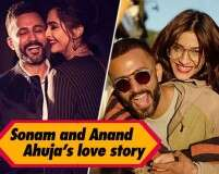 Sonam Kapoor Ahuja and Anand Ahuja's love story