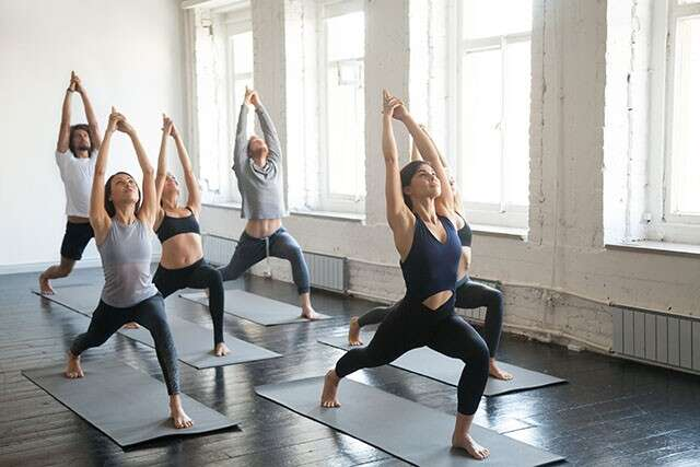 The Best Yoga Asanas For Mental Health Femina In