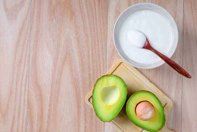 Avocado & Yoghurt