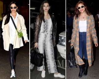 The longline jacket: Bollywood's ultimate travel essential