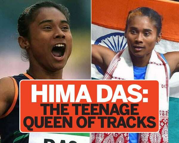 Hima Das: The teenage queen of tracks