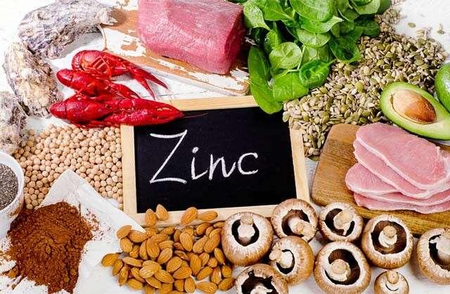 Image result for zinc food for cold