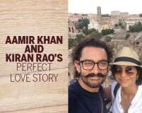 Aamir Khan and Kiran Rao's almost perfect love story