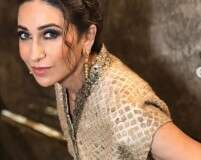 9 Karisma Kapoor shimmer outfits we love