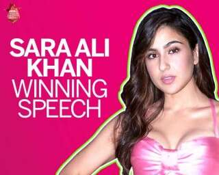 Get goofy with Sara Ali Khan
