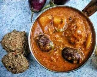 Classic Sindhi recipe to try: Vadi Aloo Baingan