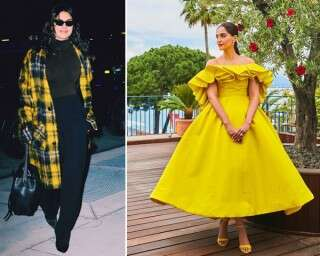 How to style yellow like Bollywood celebs