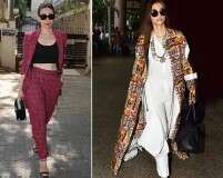 Best-dressed celebs: Sonam Kapoor Ahuja and Deepika Padukone