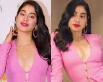 Slay in pink like Janhvi Kapoor