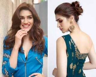 Kriti Sanon's hairstyle game is on point