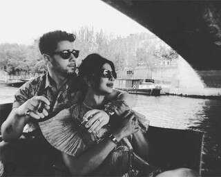 Priyanka and Nick's Paris getaway