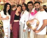 Inside Sonam Kapoor Ahuja's epic 34th birthday party
