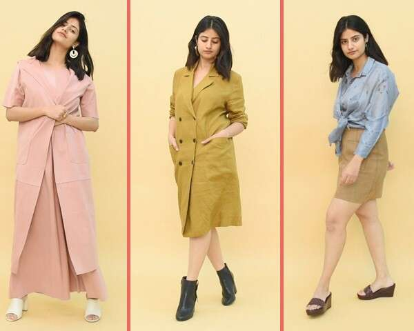 How to wear utility colours this season!