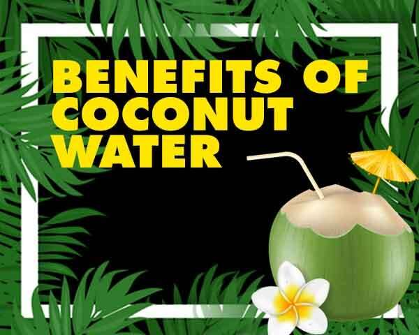The proven health benefits of coconut water