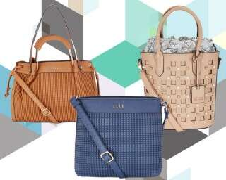 ELLE launches its Spring/Summer '19 collection of handbags