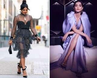Best-dressed celebrities: Priyanka Chopra Jonas and Sonam Kapoor Ahuja