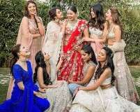 Bollywood divas give bridesmaid style inspo