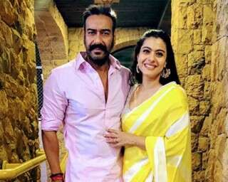 Kajol and Ajay Devgn: Love conquers all