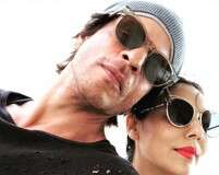 Happily ever after: Shah Rukh Khan and Gauri Khan