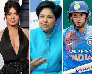 Celebrating India's women achievers