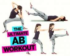 The ultimate ab workout you can do at home