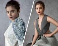 Behind the scenes with Alia Bhatt