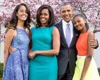 Barack Obama and Michelle Obama's groovy kind of love