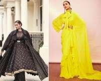 Best-dressed celebs: Sonam Kapoor Ahuja and Deepika Padukone