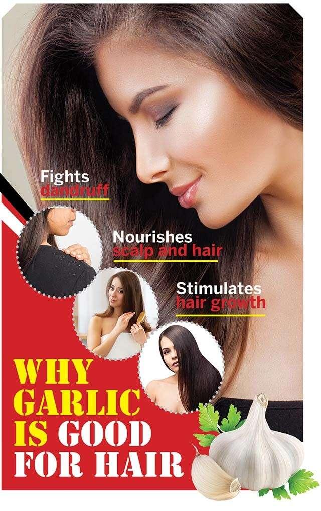 Incredible Benefits Of Garlic For Hair | Femina in